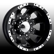 17 Chevy Dually Wheels