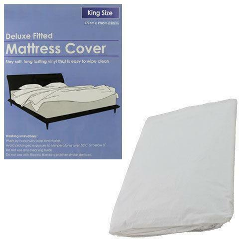 Waterproof Mattress Protector King Size