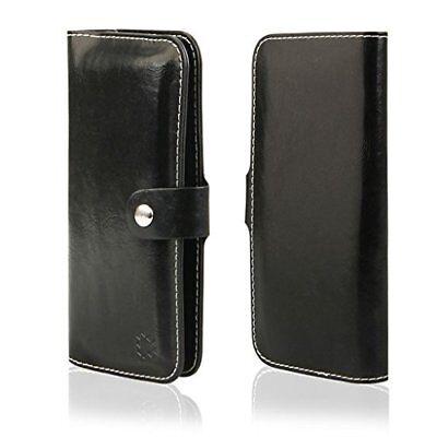 Handy Tasche Flip Book Case Etui für Samsung Galaxy J2 Core  - Wallet Hülle  (Etui Samsung Galaxy Core 2)