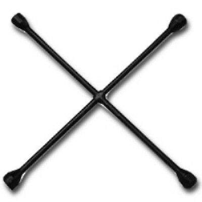 Details about Ken-Tool 35630 NutBusters Four Way Lug Wrench - 20""
