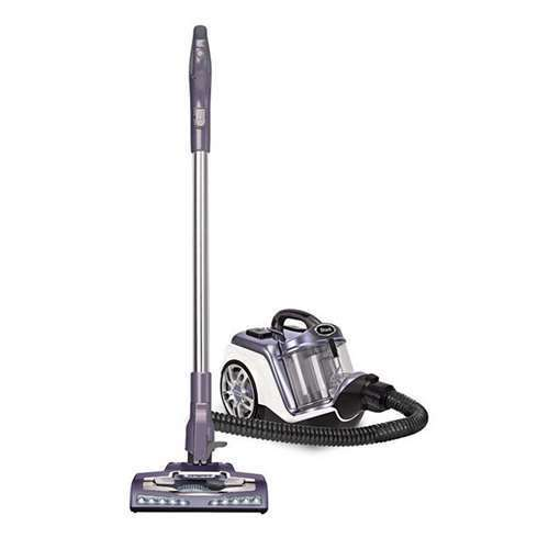 Shark Rotator Powered Lift-Away Bagless Canister Vacuum Rose/Gunmetal NR96