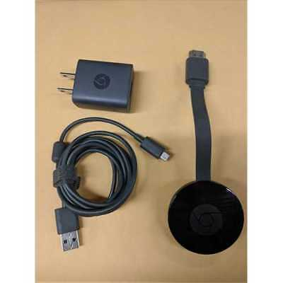 Google Chromecast Digital HD Media Streamer 2nd Generation