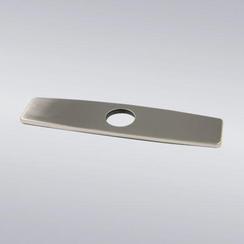 Kitchen Faucet Deck Plate