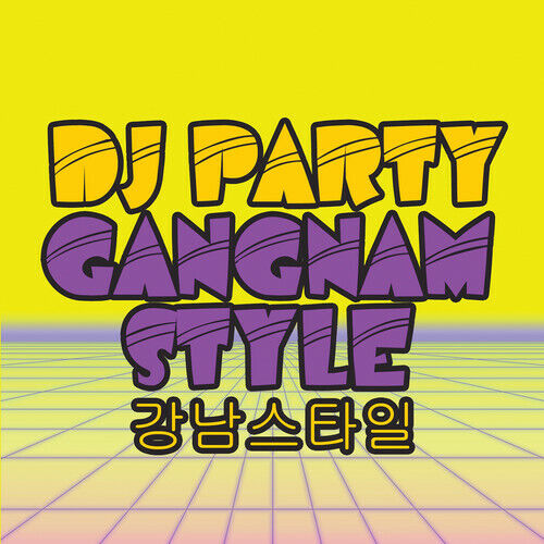 Various Artists - Gangnam Style Club Mix [new Cd Single]