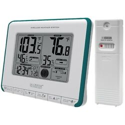 La Crosse Tech 308-1711BL Wireless Weather Station with Heat Index and Dew Point