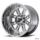20x9 8 Lug Wheels