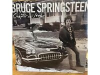 BRAND NEW UNOPENED Bruce Springsteen Chapter and Verse Vinyl