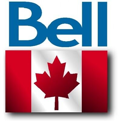 Bell Virgin Canada iPhone 7+ 7 6S+ 6S 6+ 6 5S 5C 5 4 Factory Unlock Service Code