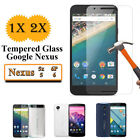 Tempered Glass Screen Protectors for LG Nexus 5