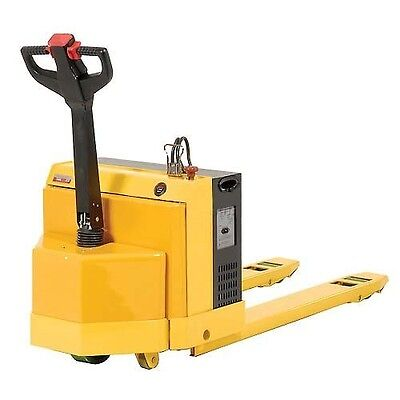 Electric Power Pallet Truck - Pallet Jack - 4500 Lbs Capacity - Self Propelled