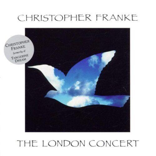 CHRISTOPHER FRANKE (ex TANGERINE DREAM): The London concert ('92); + 2 bonus Neu