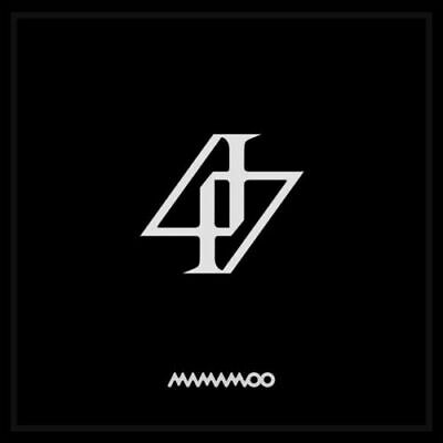 MAMAMOO - reality in BLACK (Vol.2) CD+80p Photobook + tracking number