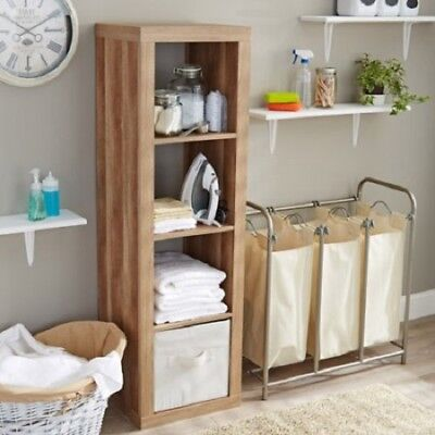 Better Homes and Gardens 4-Cube Organizer Tower