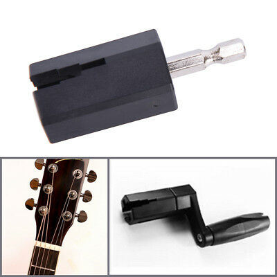 Acoustic Electric Guitar String Winder Head Tools Pin Puller Tool Accessories XJ