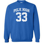 Football Sweatshirt, Crew Vintage Hoodies & Sweatshirts for Men