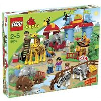 Lego Ville 5635 Zoo Duplo with box and instructions