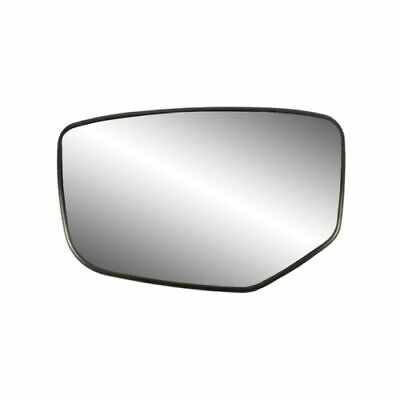 New Replacement Driver Side Mirror Glass W Backing for 2008-2012 Honda