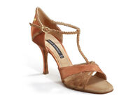 Ladies Ballroom / Latin Dance Shoes - Made by Dance Naturals Italy
