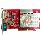 ATI Radeon 9550 Computer Graphics/Video Cards for AGP 4x/8x