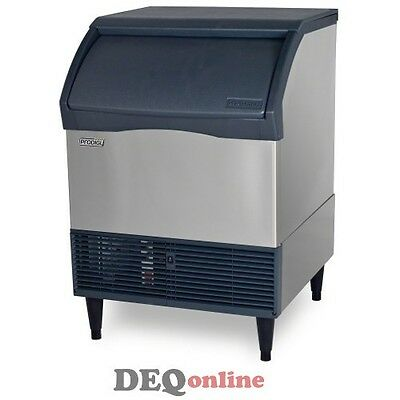 Scotsman Cu3030ma-1 Undercounter Ice Maker W Bin 300 Lbs Daily Medium Cube
