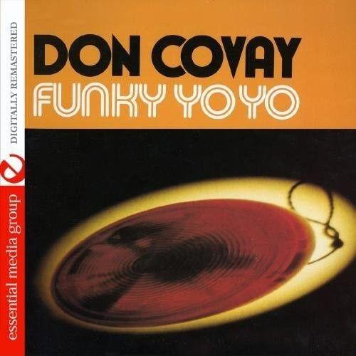Don Covay - Funky Yo Yo [New CD] Manufactured On Demand