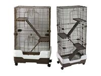 Chinchilla Cage - Also Suitable For Large Rats & Ferrets