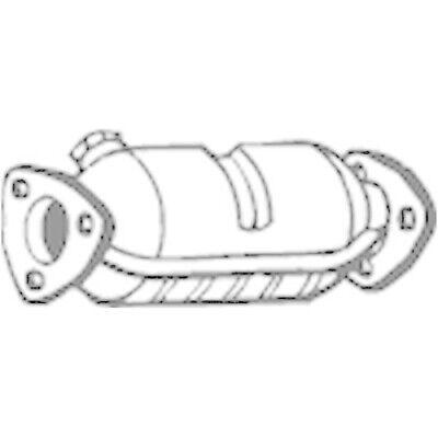 1 Katalysator BOSAL 099-933 passend für AUDI VW
