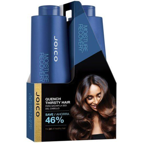 Joico Moisture Recovery Shampoo & Conditioner Liter Duo Set