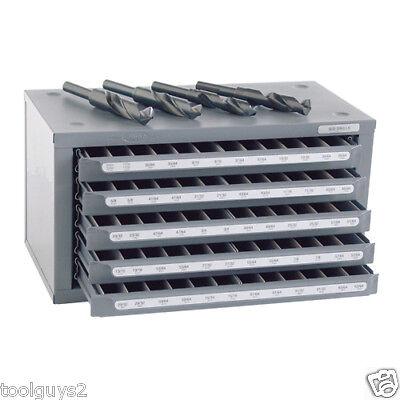 Huot Sd Reduced Shank Drill 3364 To 6364 Dispenser Organizer Cabinet 13166