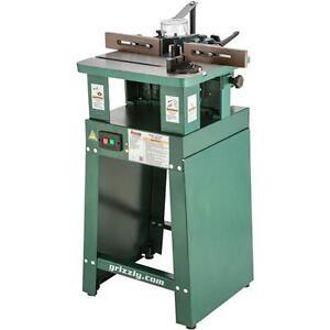 woodworking shaper machine