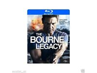 The Bourne Legacy Blu-ray 2012