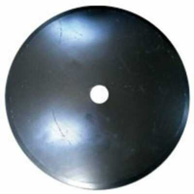 Disc Blade 24 Smooth Edge 14 Thickness 2 Round Axle Compatible With Case Ih