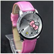 Girls Hello Kitty Watch
