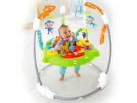 Fisher price forest jumperoo