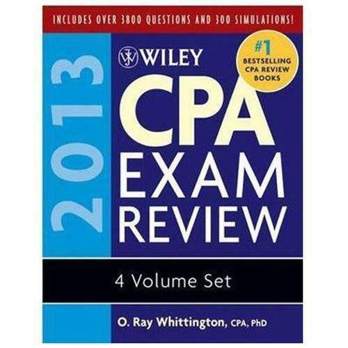 Cpa exam books
