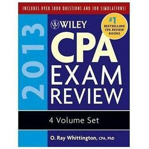 Wiley cpa books ebay wiley cpa exam fandeluxe Choice Image