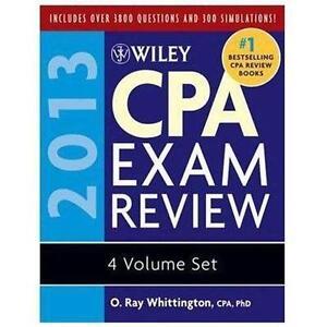 cpa exam review audio books
