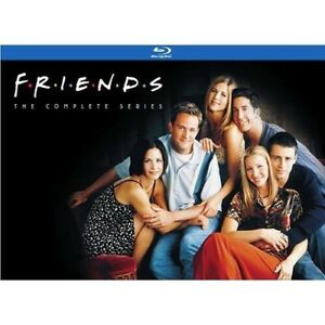 Friends box set BluRay