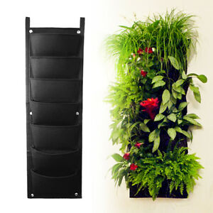 Pocket-Vertical-Garden-Hanging-Wall-Planter-herbs-strawberries ...