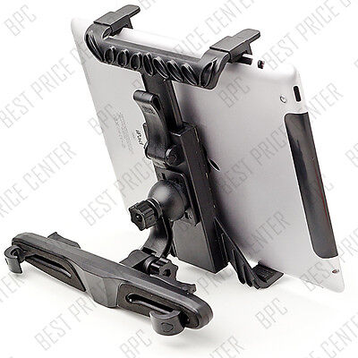 New Universal Car Back Seat Headrest Mount Holder For iPad / Galaxy Tab Tablet for sale  Shipping to India