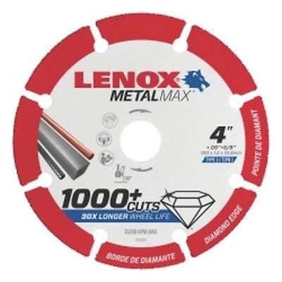 Lenox 1972921 LENOX Diamond Cut Off Wheel AG 4.5