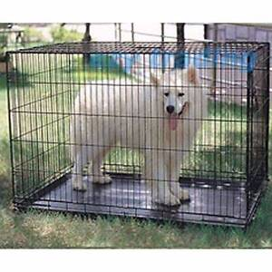 Collapsible Metal Wire Dog Crate (Medium) Tullamarine Hume Area Preview