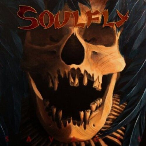 Soulfly - Savages [New CD]