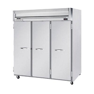 Beverage Air Hf3hc-5s Solid Door Three-section Reach-in Freezer