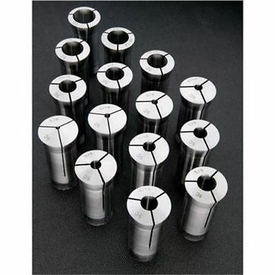 15 Piece 5c Collet Tool Set For Milling Mill Machine Tool 5 C Metal Lathe Toolin