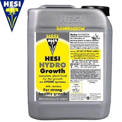 Hesi Crecimiento hidro 5 Litros Abono para el Crecimiento