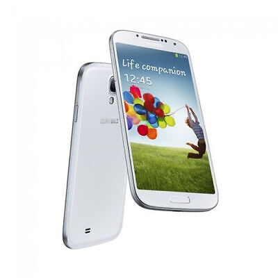 NEW 5'' SAMSUNG GALAXY S4 GT-I9500 UNLOCKED SMARTPHONE 16GB 13MP GPS NFC BLACK