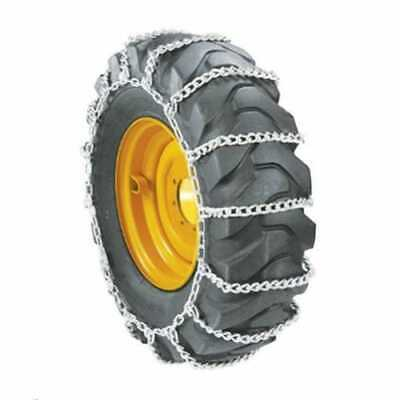 Tractor Tire Chains - Ladder 18.4 X 34 - Sold In Pairs 125472-eas