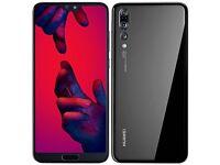 Huawei p20 pro swap!
