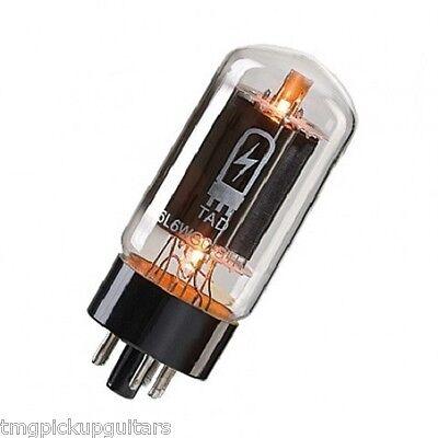 2x TAD 6L6WGC STR Power tube amp Röhren gematched